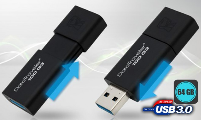 64GB KINGSTON PENDRIVE 2