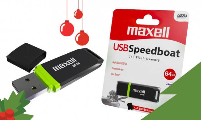 Maxell 64GB Pendrive