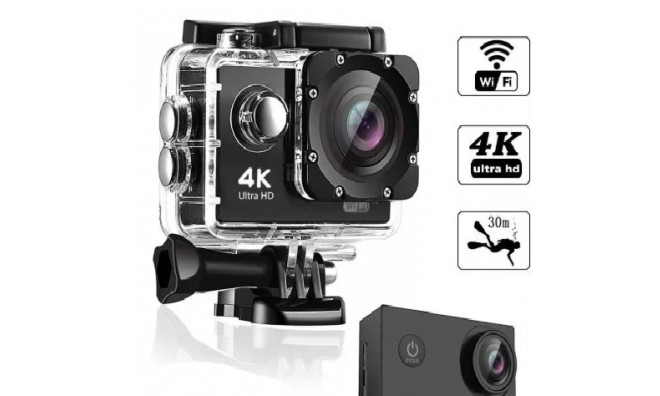 4K ultra HD wifi sport kamera